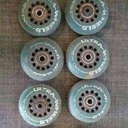 vendo ruedas  de rollers 0