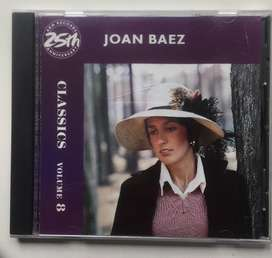 Joan Baez Hits Cd importado
