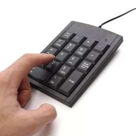 Teclado Auxiliar Numerico USB