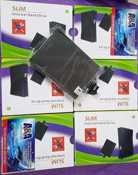 DD XBOX 5.0 DE 320GB Y 114 JUEGOS