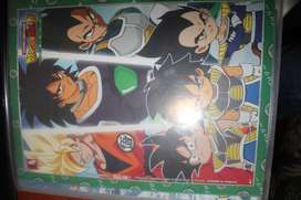 Cartas Dragon Ball Super Broly 3Reyes