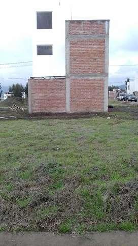 Terreno sector norte de la ciudad