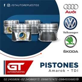 PISTONES - AMAROK TDI