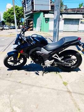 Honda como nueva