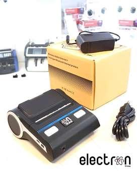 Mini Impresora Bluetooth Inalambrica 80mm Portatil Bt