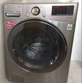Lavadora LG Carga Frontal 22 Kg