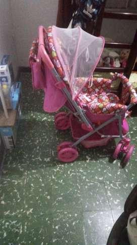 venta coche para niña