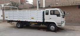 Vendo camion Yuejin 2008