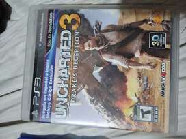 Uncharted 3 ps3 fisico