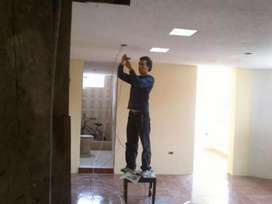 Se realiza instalaciónes eléctricas y mantenimiento.  Al mejor precio.