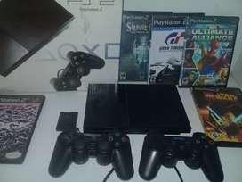 PlayStation 2 completa envio en Rosario