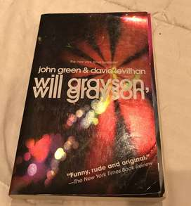 Will Grayson, John green & David Levithan