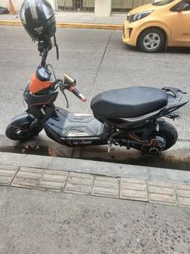 Vendo. Moto electrica