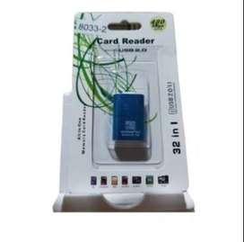 Lector Adaptador De Micro Sd A Memoria Usb