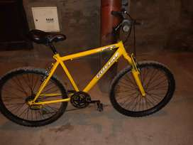 Bicicleta GOLIAT FIERA asiento acolchado llantas todo terreno aros de alumineo