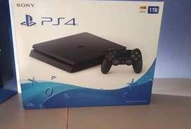 Playstation 4 slim 1tb nuevo