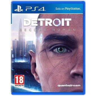 DETROIT: BECOME HUMAN PS4 0