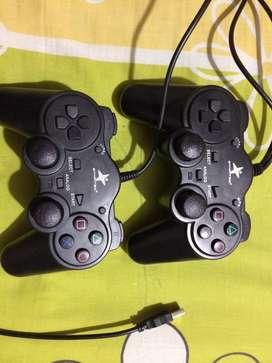 Controles para video juegos