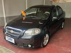 Vendo Permuto financio Chevrolet Aveo Lt 2012