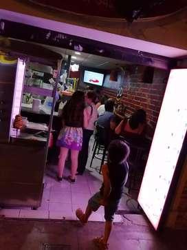 Se traspasa restaurant