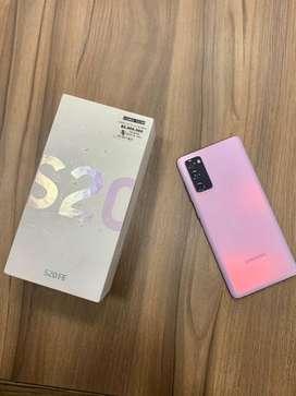 Samsung S20 FE Usado!!! Tres dias de uso como nuevo