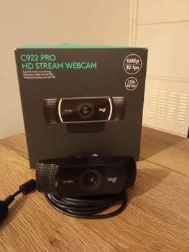 Web cam Logitech C-922 Pro