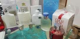 Lociones y perfumes originales