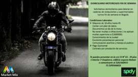 Domiciliario motorizado