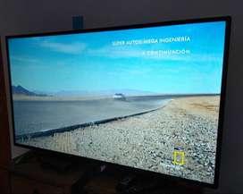 EN VENTA TV EXCLUSIV 55 PULGADAS MODELO pae55d18uhdsm- En excelente estado.