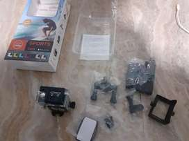 Vendo Camara  Negociable Sports Cam 1080p full HD 2-inch Screen