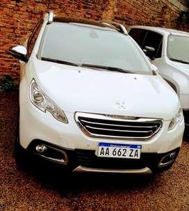 Peugeot 2008 Thp 165 Hp 2016 36 Mil Kmts