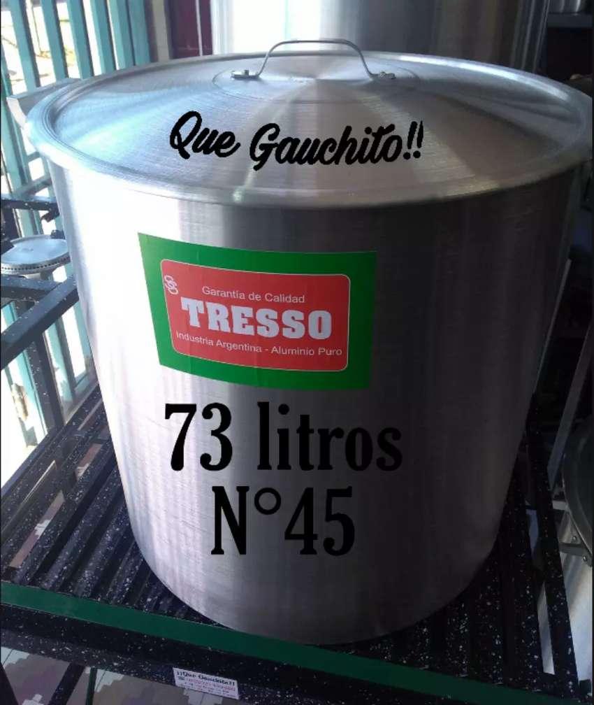 OLLA 73 LITROS N45 GASTRONOMICAS 0