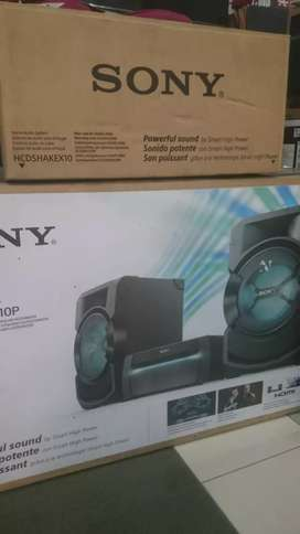 Aprovechalo Equipo Sony