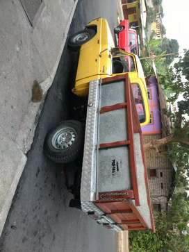 Se vende ford curier año 73 precio $2900 negociable