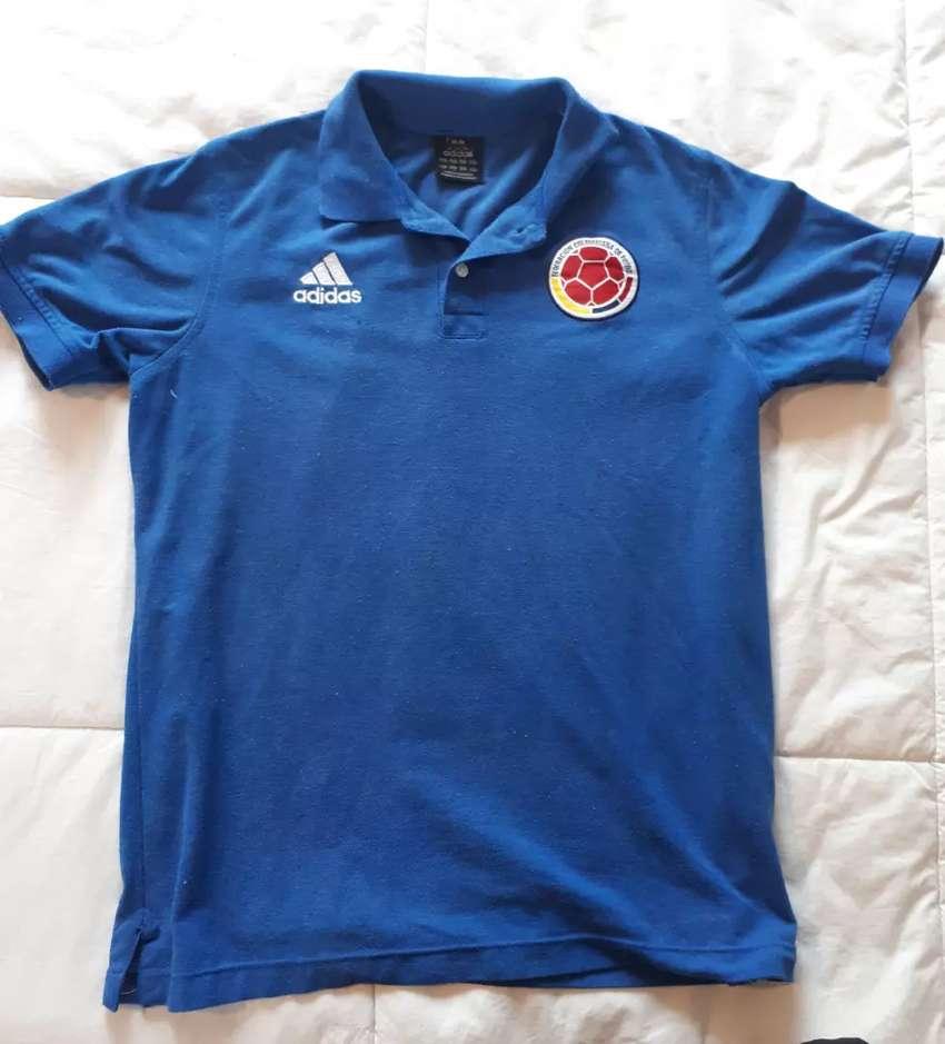Camisa seleccion colombia talla m