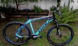 Bicicleta  Eikon 27.5 Shimano 27 Vel. Frenos Hidraulicos