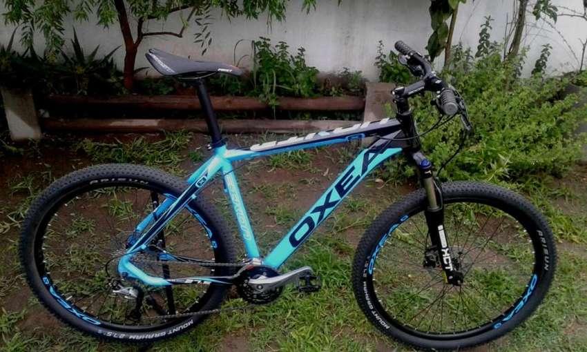 Bicicleta  Eikon 27.5 Shimano 27 Vel. Frenos Hidraulicos 0