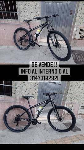 Bicicleta gw linzx