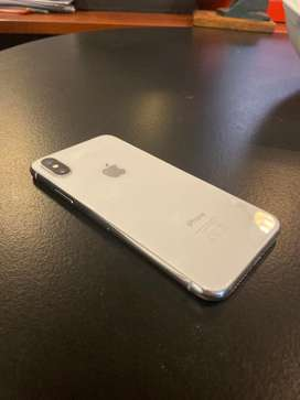 Vendo iPhone X Impecable