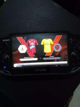 PSP Vita memoria de 64 GB con 25 juegos