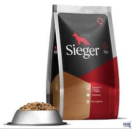 sieger criadores *18kg