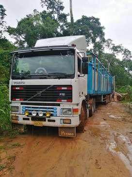 Usado, Volvo F12 camion segunda mano  Perú