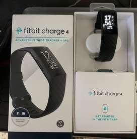 Fitbit Charge 4 Reloj deportivo Gps