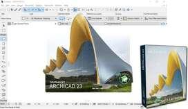 ArchiCad 23 v20202Win-(- MAC ) Diseño de edificios