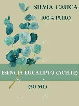 ACEITE DE EUCALIPTO Y PINO 100% PUROD