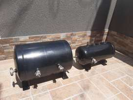 Se vende tanques compresor de aire