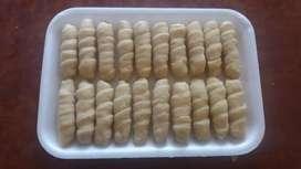 Venta de deditos  por 20 unidades y empanadas x10 full exelentes