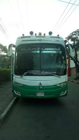 VENDO HERMOSO BUS DE SERVICIO ESPECIAL