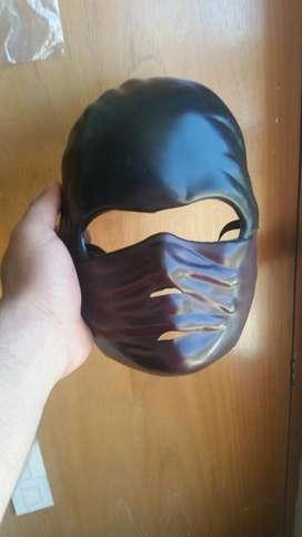 Mascara Ninja Disfraz Halloween