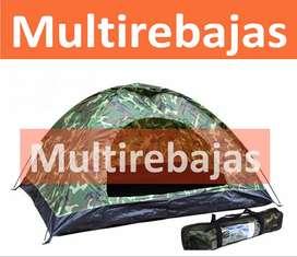 Llegó Carpa Para Camping Impermeable